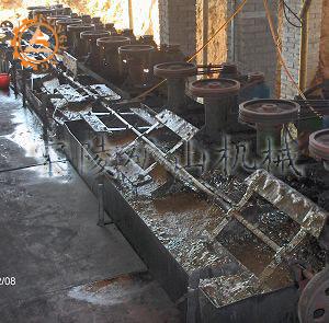 浮选成套选矿设备