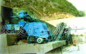 碎石生产线,碎石选矿设备